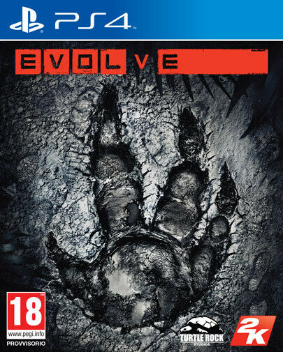 Evolve PS4 PLAYSTATION 4 SWP40038 Take Two Interactive