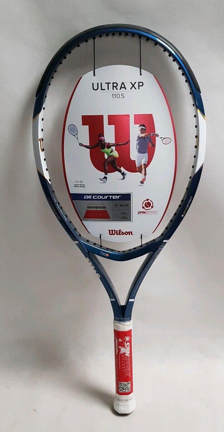 Tennisschläger Wilson Ultra XP 110 S unbesaitet, Griff 2   4 1 4