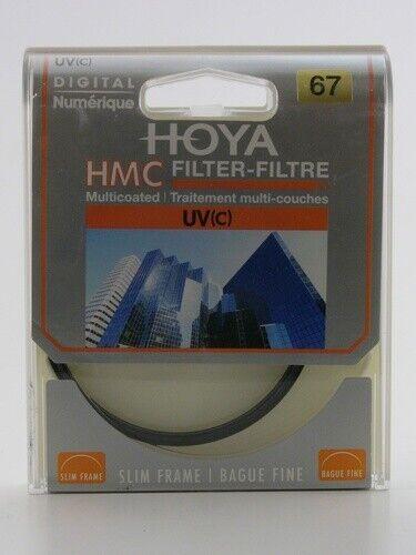 Hoya HMC UV Filter 67 mm c