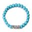 7-Chakra-Bracelet-Lava-Healing-Stones-Beaded-Gemstones-Beads-Elastic-Yoga thumbnail 7
