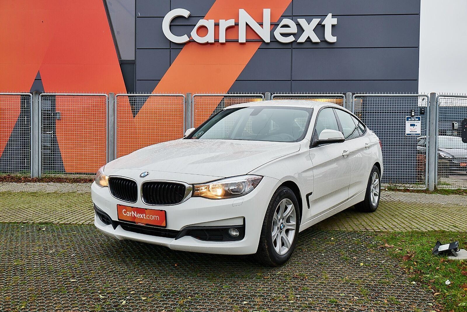 BMW 320d 2,0 Gran Turismo aut. 5d - 224.900 kr.