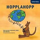 Hopplahopp - Das kleine Känguru Jimmy auf Reisen, 1 Audio-CD (2010)
