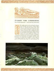 Publicite-ancienne-evasion-vers-l-039-Indochine-Andre-Demaison-1938-issue-magazine