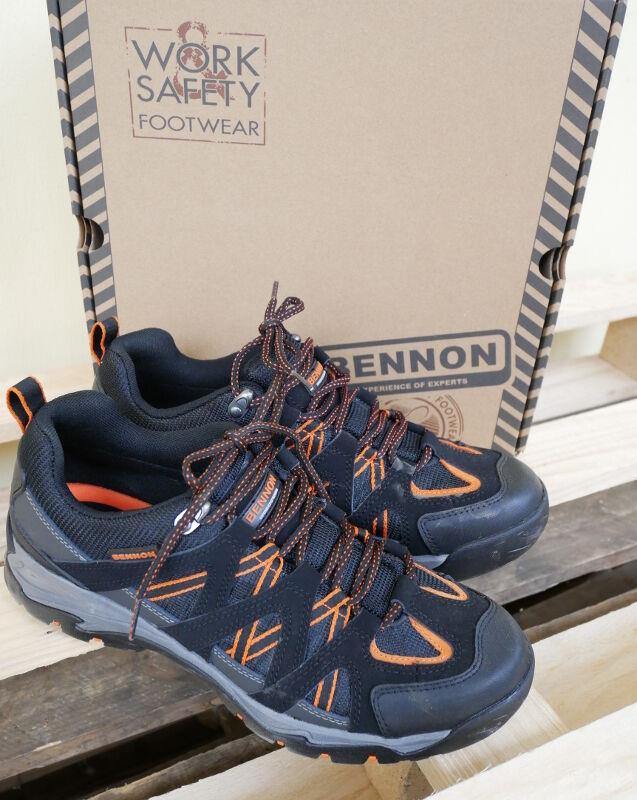 BNN Orlando Bennon Arbeits- und Freizeitschuh Trekkingschuh zertifizierter Schuh