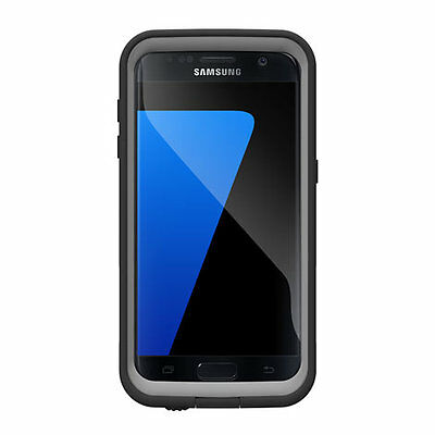 Lifeproof Fre ShockProof  Waterproof Case Cover for Samsung Galaxy S7 Black