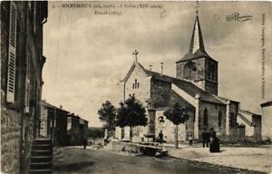 CPA-Saint-Jean-Soleymieux-L-039-Eglise-663759