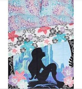 The Little Mermaid ARIEL Microfiber Full/Queen Comforter ...