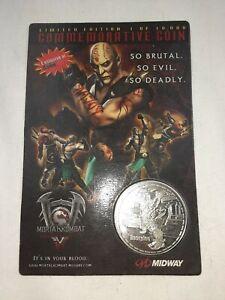 mortal kombat coins