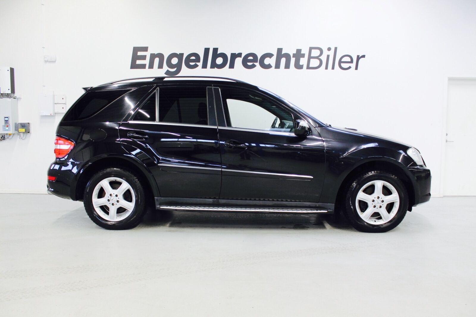 Mercedes ML420 4,0 CDi aut. 4-M 5d - 2.000 kr.