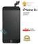 Negro-para-IPHONE-6-Plus-Ensamblado-Calidad-LCD-Digitalizador-Pantalla miniatura 1