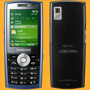 samsung sgh i200 2mp a2dp gsm triband edge 3g windows mobile wm 6 1 rh ebay com Alcatel Tracfone Manual I200 Road