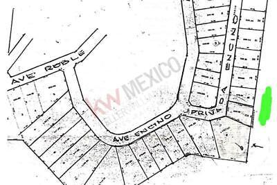 Terreno en Rincón de la Sierra Lotes 18 Mide 479.25m2 en $3600m2  son dos lotes el otro es  Lote ...