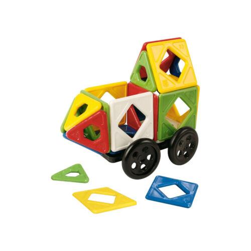 Magnet Bausatz Magnetbausatz Magnetische Bausteine Erstellung von 3D Modell