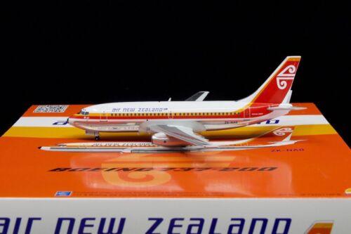 IF7370118PB 1//200 AIR NEW ZEALAND B737-200 ZK-NAD POLISHED W//STAND LTD EDN 60 PC
