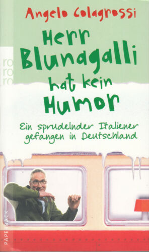 1 von 1 - Herr Blunagalli hat kein Humor von Angelo Colagrossi