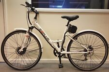 "EBike Commute 36v Electric Folding Bike 26"" White **MANUFACTURER REFURBISHED**"