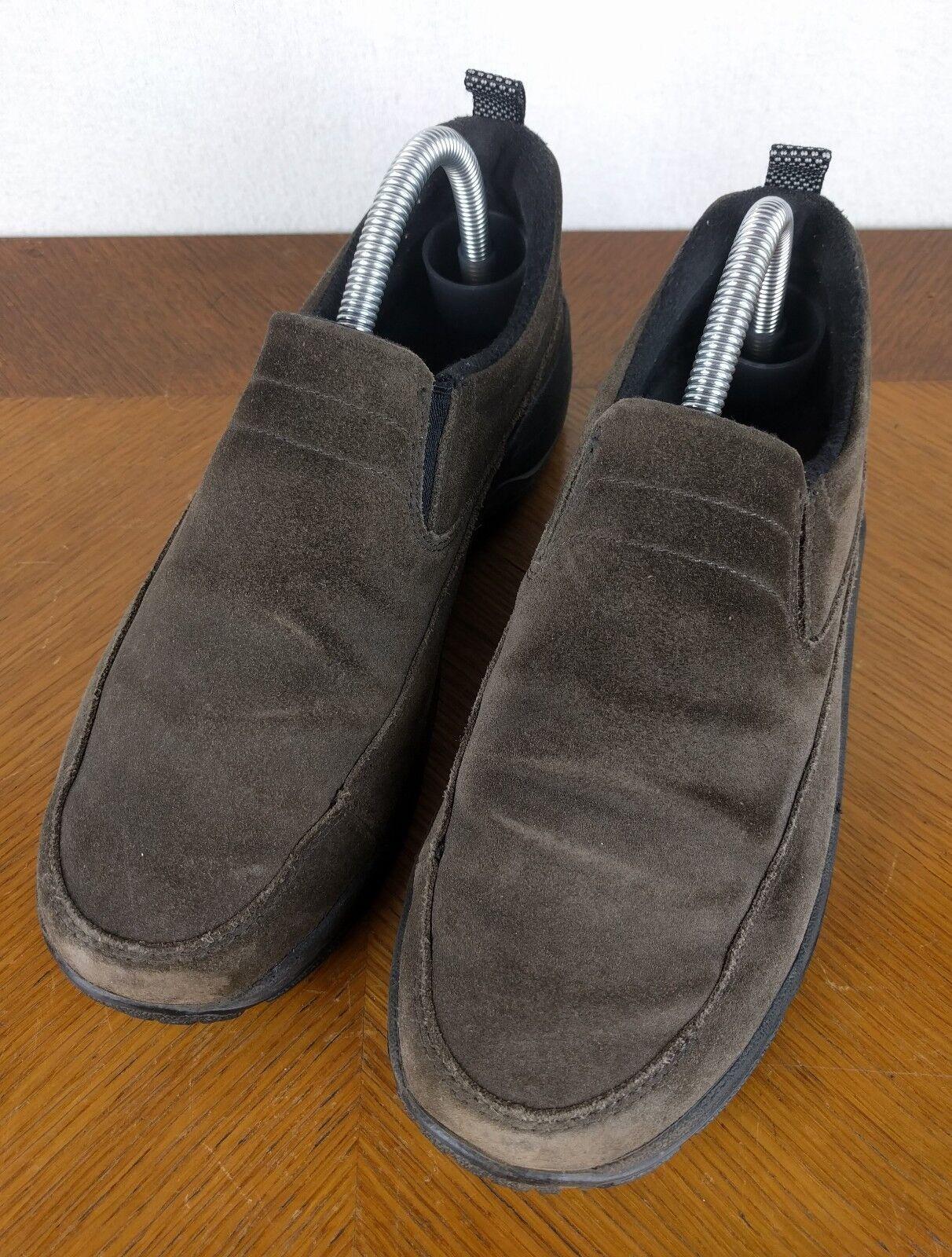 Ll Bean Marrón Marrón Marrón Sin Cordones botas Zapatos Para Mujer Al Tobillo Talla 7.5 M Pato Caminar Senderismo  ordene ahora los precios más bajos