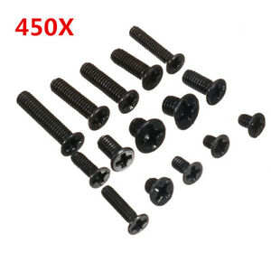 MXCP1-450Pcs-M2-M2-5-M3-Cross-Screws-Laptop-Box-Set