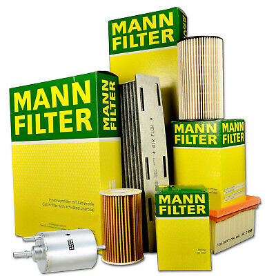 mann filter inspektionskit inspektionspaket smart 450 0 8 cdi 41ps ebay. Black Bedroom Furniture Sets. Home Design Ideas
