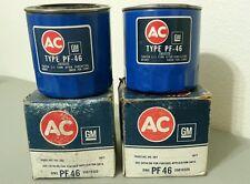 NOS 1977 Pontiac 301 V8 AC Oil Filter PF 46 25010325 Original 1977-1981 Turbo