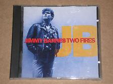 JIMMY BARNES - TWO FIRES - CD U.S.A.