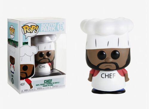 elemento Figura in vinile #32859 Funko Pop South Park Chef ™