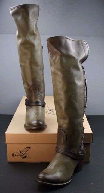 feb3742b914 Freebird by Steve Madden Ladies Coal Grey Boot FB-COAL-COG New Size 7
