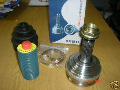 VW POLO 1.4TD  1.6 GTI 2000/> OUTER CV JOINT WITH ABS