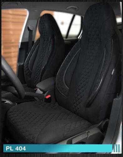 Maß Sitzbezüge Ford Ranger Fahrer /& Beifahrer ab BJ 2015 PL404