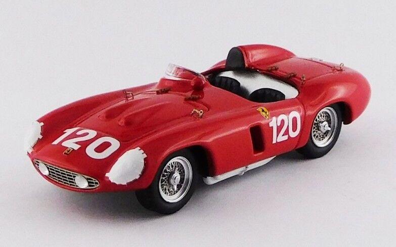 ART MODEL ART372 - Ferrari 750 Monza  120 Targa Florio - 1955  1 43