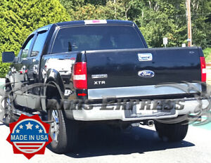2004-08-Ford-F-150-Tailgate-Molding-Trim-Accent-Rear-Door-Stainless-Steel-Cover