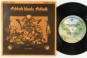 Jukebox EP - Black Sabbath - Sabbath, Bloody Sabbath - WB - S 2695
