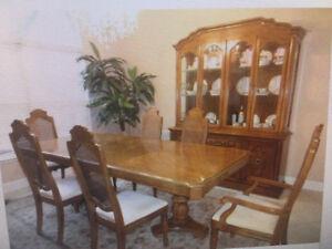 Thomasville Dining Room Set, Used Thomasville Dining Room Set