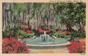 Postcard-Bellingrath-Gardens-Mobile-Alabama