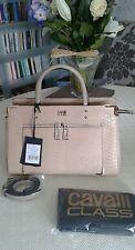 REDUCED Taupe Cream 'Cecile' Roberto Cavalli Class Classic Tote Handbag RRP £295
