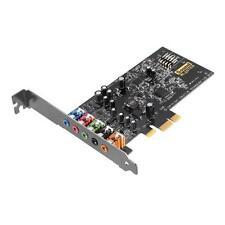 N Creative Sound Blaster Audigy FX SB1570 PCIe 5.1 Sound Card SBX Pro Studio