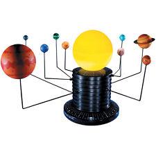 Geosafari Motorizado Sistema Solar & Planetario - 3D Planetas Modelo para Niños