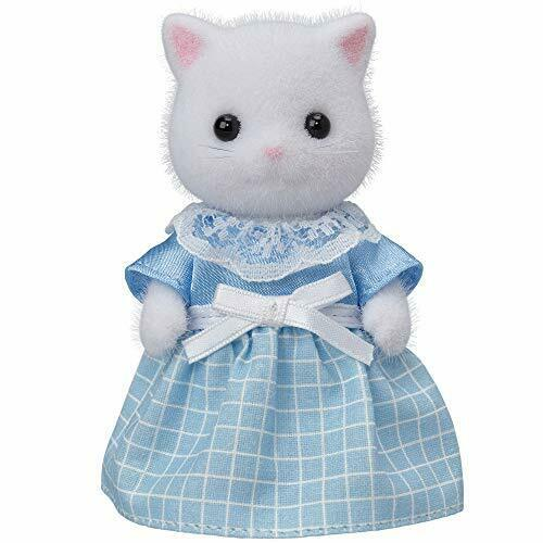 Calico Critters Family doll Mother of Persian cat Ni-104 Epoch