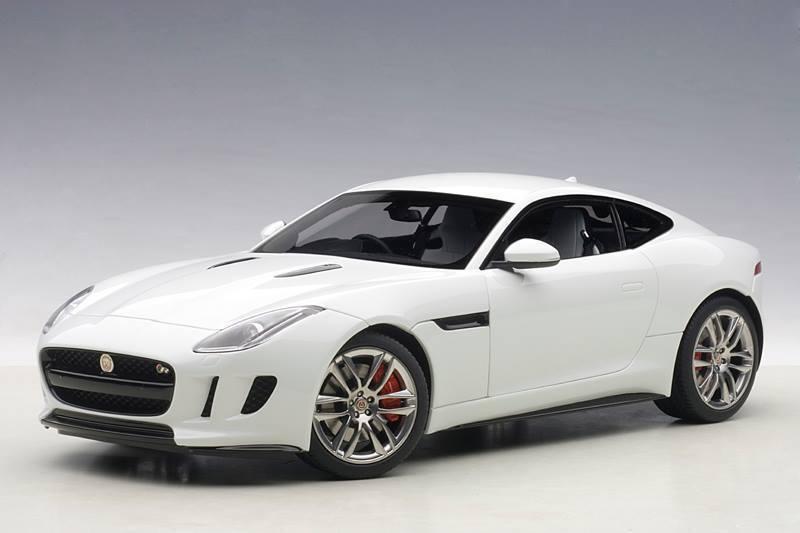 Une nouvelle génération, nouvelle sélection! 1:18 1:18 1:18 Autoart 2015 JAGUAR F-TYPE R coupé (polaris White) | De Haute Qualité Et De Bas Frais Généraux  23cce1