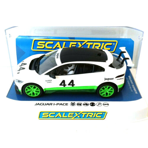 Scalextric C4064 Jaguar I-Pace Group 44 Heritage Livery 1//32 Slot Car