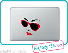 Adesivo Glamour Mac Book Pro/Air 13 - Stickers Glamour  MacBook 13