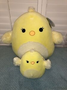 RARE-Aimee-the-chick-Squishmallow-Easter-special-2021-16-and-7