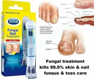Scholl-Fungal-Nail-Treatment-3-8-ml-Kill-99-9-nail-Fungus-toes-FOOT-amp-HAND