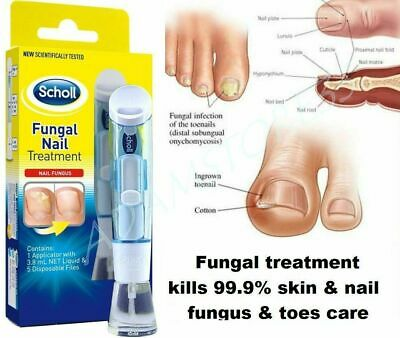 best treatment for fungal nail infection