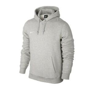 Details zu Nike Pullover Herren Kapuzenpullover Hoody Hoodie Männer Sweatshirt Grau