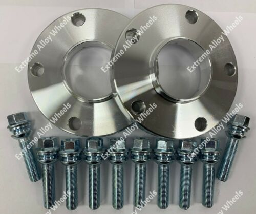 Roue Alliage Entretoises 20 mm 71.6 Hub Centric M14X1.5 R14 Boulons Porsche Cayman 981