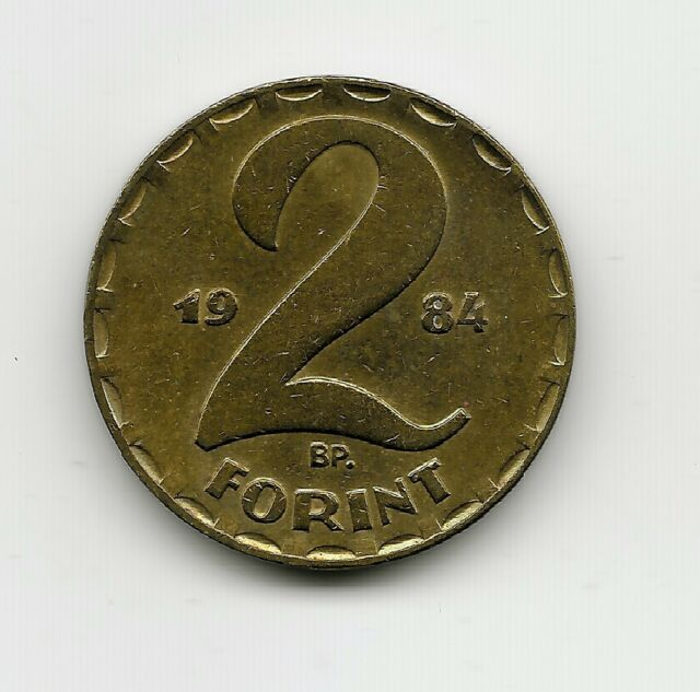 Hungary 2 Forint 1984 For Online