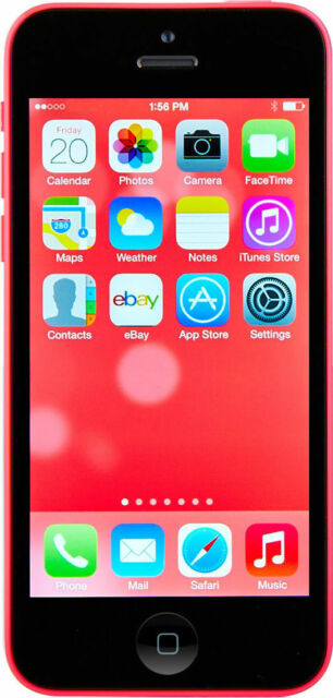 Apple iPhone 5c - 16GB - Pink (Unlocked) A1532 (GSM)