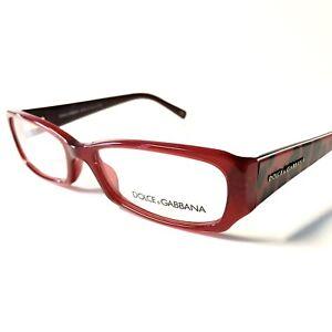 455bbcbb962f Image is loading Dolce-amp-Gabbana-DG3085-3085-Eyeglasses-Red-Leopard-