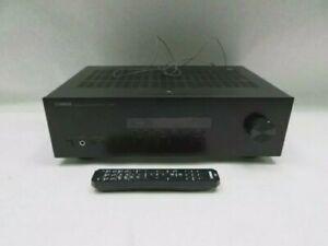 Yamaha RS R-S201 2 Channel 175 Watt Receiver Bundled W/Remote